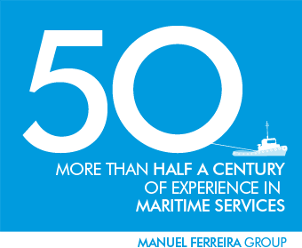 50 - More than a half century of experience in maritime services